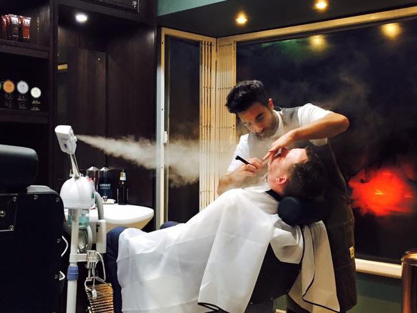 Cut Throat Razor Shave Sutton Coldfield